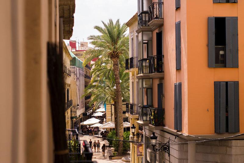 mejor barrio para vivir en Alicante