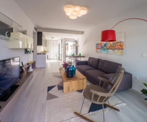 Cómo ganar amplitud al salón de tu vivienda
